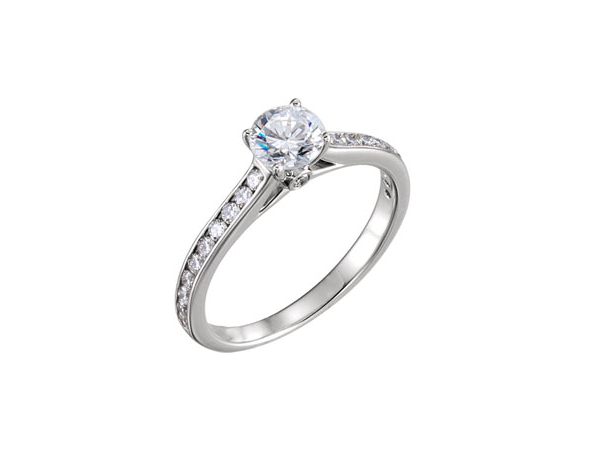 Engagement Ring by Stuller