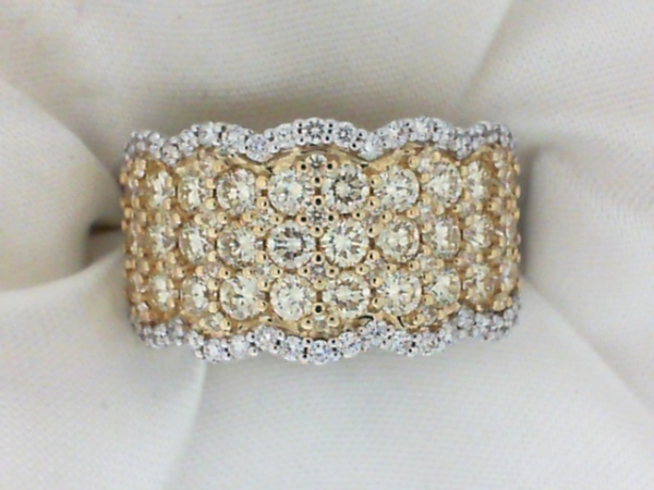 Diamond Fashion Ring by Allison Kaufman