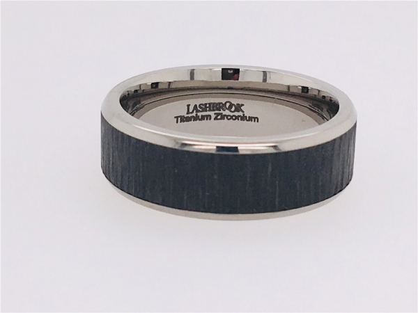 Titanium Band by Lashbrook Designs
