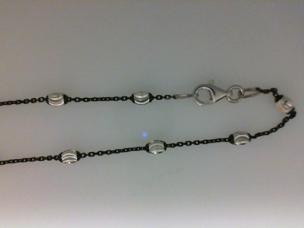 Sterling Silver Bracelet by Officina Bernardi