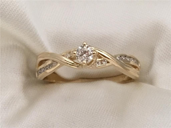 Engagement Ring by Rego